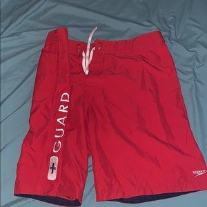 Speedo Shorts - Swimming Shorts